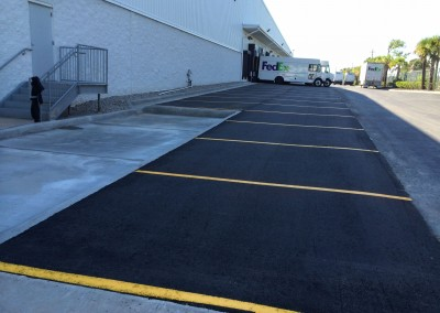Fedex-paving-job-Georges-Paving-tampa-florida-1