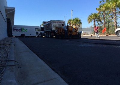 Fedex-paving-job-Georges-Paving-tampa-florida-2