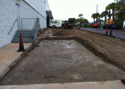 Fedex-paving-job-Georges-Paving-tampa-florida-5