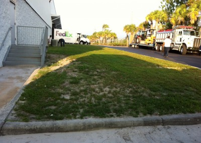 Fedex-paving-job-Georges-Paving-tampa-florida-7