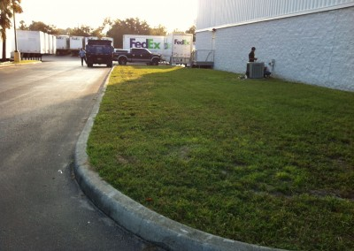Fedex-paving-job-Georges-Paving-tampa-florida-8